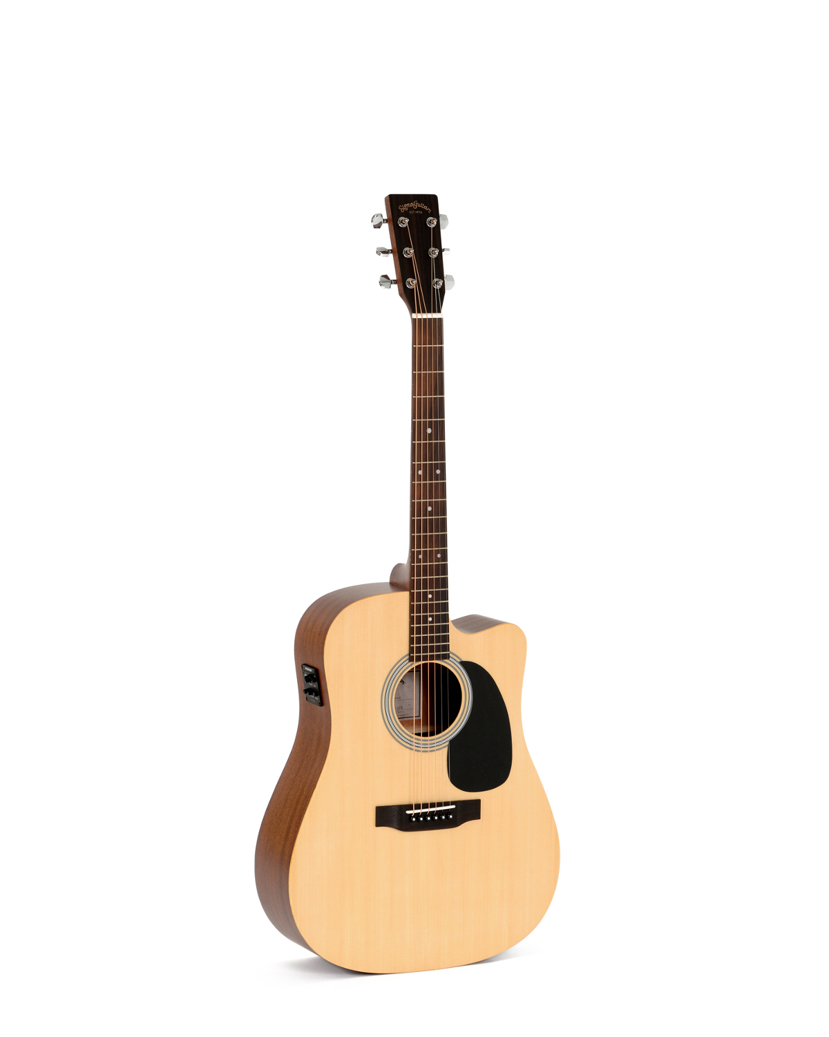 Sigma DMC-STE Dreadnought Electro Acoustic Guitar